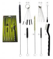 17pc Spray Gun Cleaning Brush Set